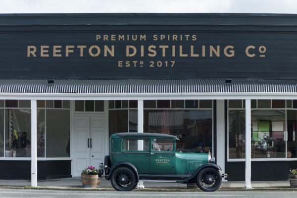 1. Reefton Distilling Co + Model A