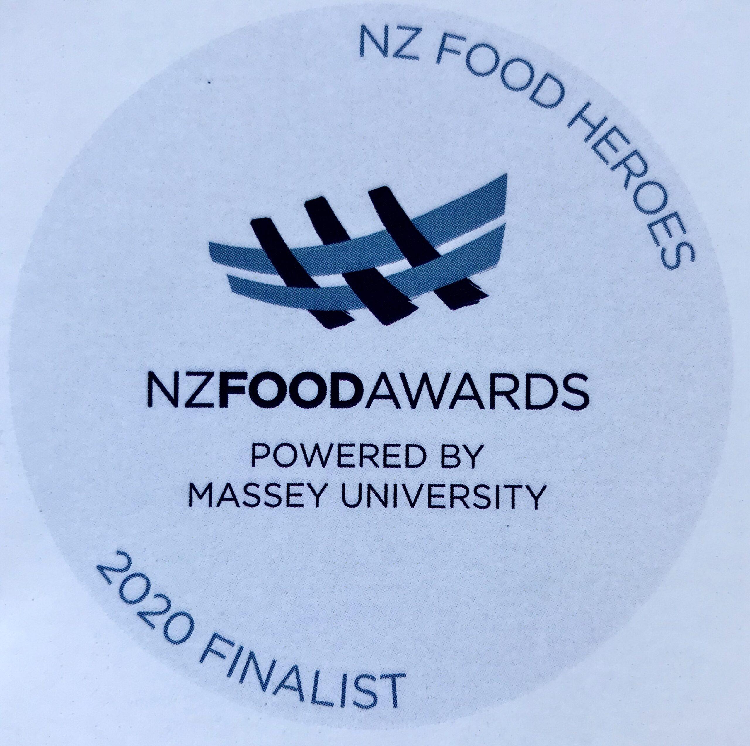 DSA – NZ Food Hero Finalist