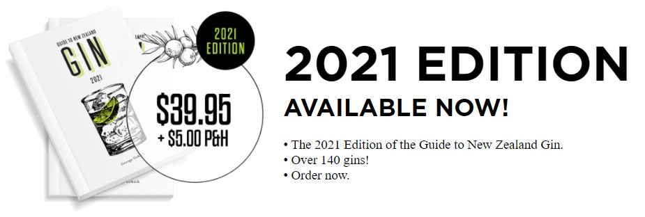 Guide to NZ Gin 2020